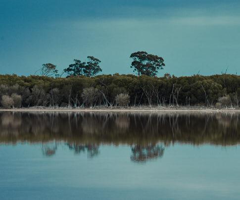 Salt Lake – Australia, Regional Victoria