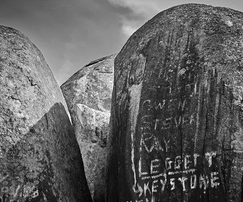 Sister Rocks– Regional Victoria, Australia