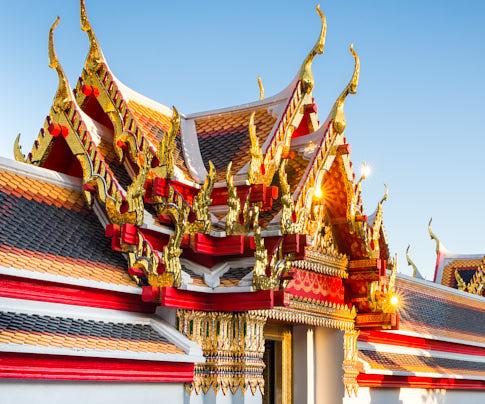 Spiritual Details – Bangkok, Thailand