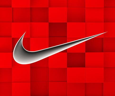 Nike Swoosh + Boxes